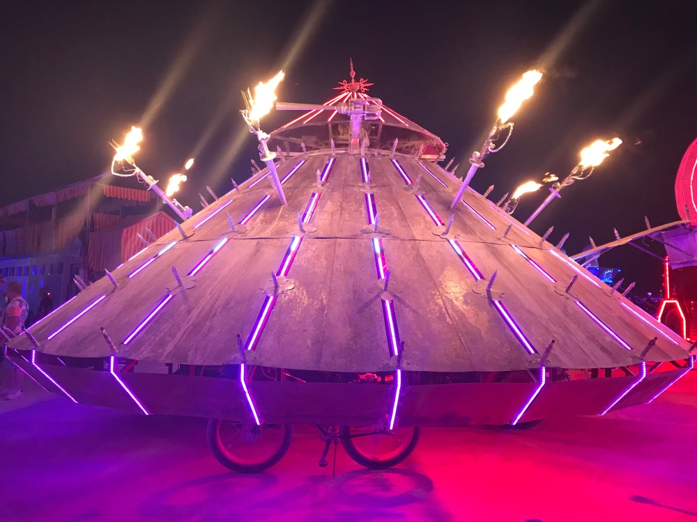 My solo virgin Burning Man trip, 2018 – Broad without borders